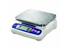 A&D bench scales from Accuweigh
