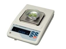 A&D's GF 400 electronic balance