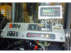 Accuweigh forklift weighing system