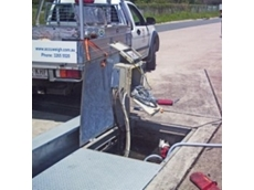 Accuweigh responded to a recent breakdown call after an axle weighbridge in Queensland had become flooded