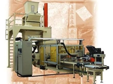 Accuweigh's hay bale packaging system