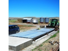 Portable steel weighbridges