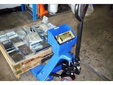 Hazardous Areas Pallet Jack Scales