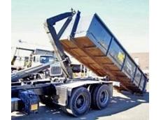 Hook Lift Truck Scales