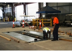 Low Profile Weighbridge Weighing Air Freight In SA