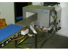 Accuweigh's latest generation metal detection system features a multi-frequency scanning ability for higher sensitivity