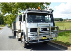 Payload Monitoring System Increases Profits For NSW Grain Haulier