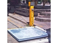 Platform scales from Accuweigh