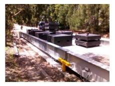 Twin deck weighbridges