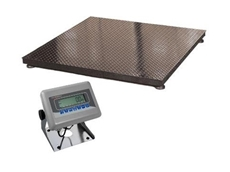 A302 pallet scale with Avery E1005 digital weight indicator