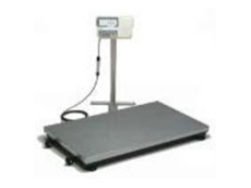 These purpose built veterinary scales give accurate readings to within 20 grams for animals weighing up to 150Kg