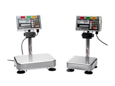 A&D Mercury FSi wet area Checkweighing scale available from Accuweigh