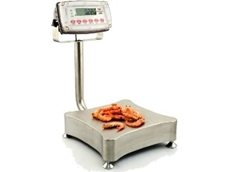 Accuweigh IP69K Washdown Scale