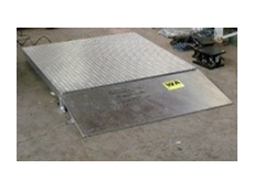 Accuweigh Supply Galvanised Platform Scales to WA Energy Supplier