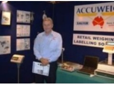 Accuweigh displays retail scales and weigh price labellers