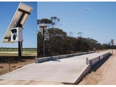 Accuweigh recently installed a weighbridge with CCTV monitoring and intercom systems at both ends