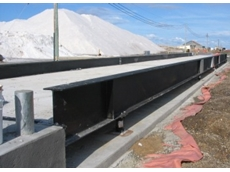 Accuweigh's heavy-duty weighbridge