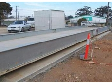 Accuweigh's weighbridge for Simsmetal's Port Macquarie depot