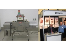 Accuweigh showcases Cintex x-ray and metal detection equipment at Solupak 2007