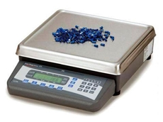 Avery G236 parts counting scales are fully configurable to suit the needs of individual counting applications