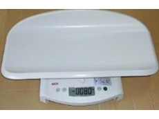The Seca baby scale