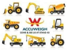 Accuweigh can be located on stand 43 at this year's CIVENEX expo