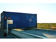 Accuweigh truck scales are used at the Kwinana Tox Free waste processing site