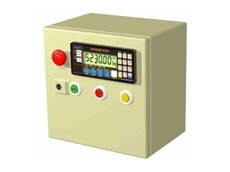 Accuweigh's automatic batching console