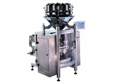 Multihead Weigher With Integral VFFS