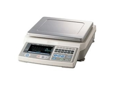 Counting scales for electrical wholesaler from Accuweigh