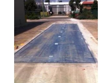 Relocatable Steel Weighbridge