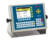 AccuWeigh's IT9000E weighing terminal