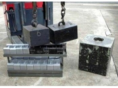 Test weights available from Accuweigh