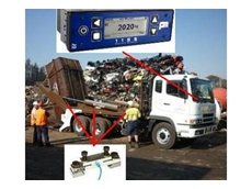 The new onboard truck weigh scales help to ensure trucks can be loaded to the RTA's maximum legal axle load limit