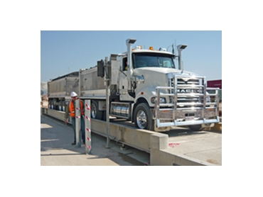 Weighbridges designed for heavy duty applications
