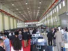 Acra Machinery attends the Durma 50 Year Anniversary Celebrations in Turkey.