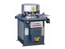 DURMA VN series of adjustable corner notchers