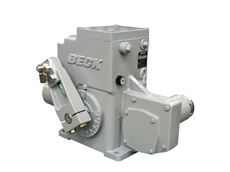 Beck Electric Actuators Eliminates Duty Cycle Limitations from Acrodyne
