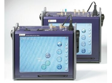Acterna's optica; spectrum analysers -- very fast measurements.