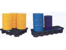 200-litre drum storage equipment from Actisafe