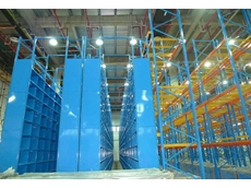 Warehouse and factory shelving solutions from Actisafe