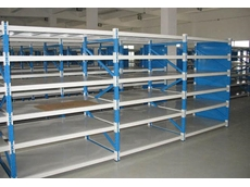 Actisafe's medium duty shelving can be easily dismantled and reassembled to suit changing storage requirements