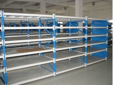 Actisafe's medium density shelving