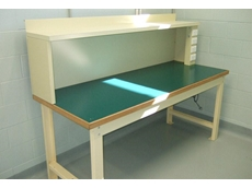 Heavy duty bench for the Defence sector and other education facilities