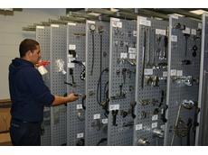 Actistor Rolling Panels at Marshalls Motors
