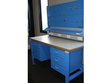 Actisafe Customisable Workbench and Drawer Units