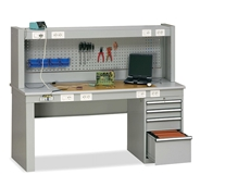 Electronics work benches now available from Actisafe