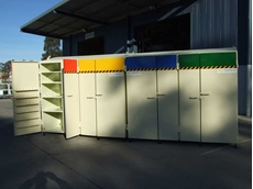 Actisafe fitters cabinets