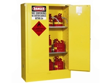 flammable and corrosive goods storage cabinets