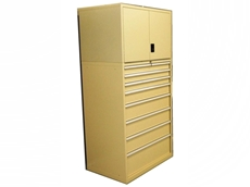 Actiwork high density storage cabinet